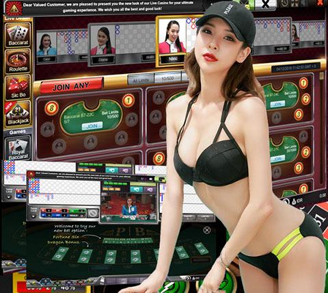Keuntungan Game Live Casino Online Sbobet