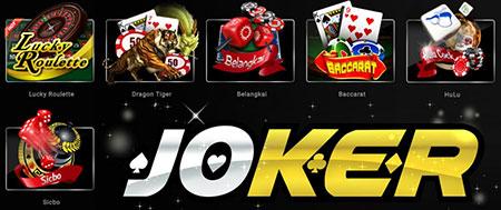 Situs Bermain Slot Joker123