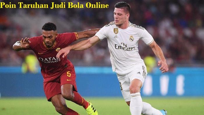 Poin Taruhan Judi Bola Online