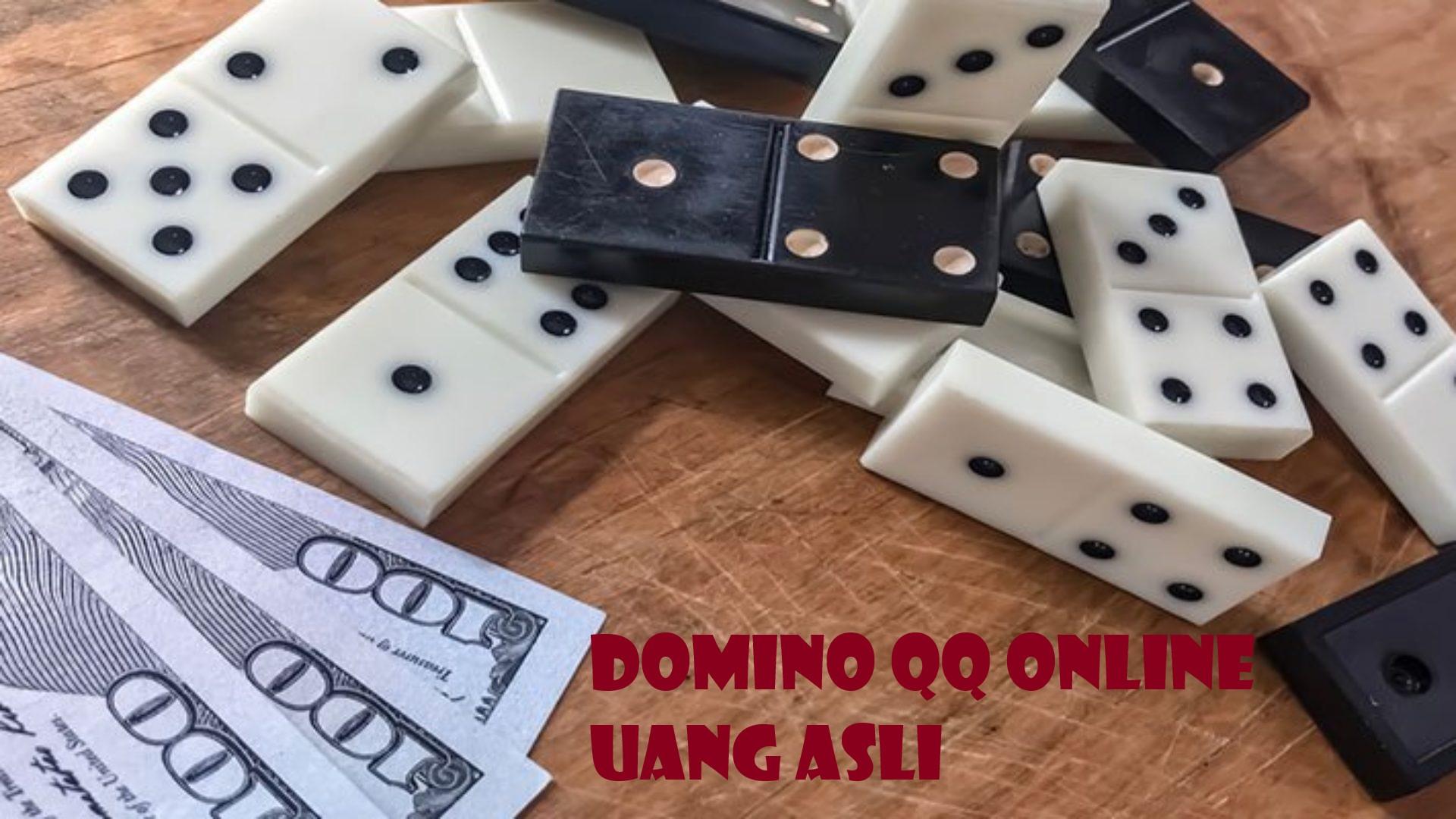 Menang Domino QQ Online